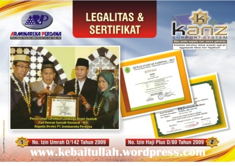 sertifikasi syariah MUI